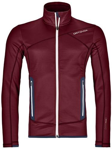 Ortovox Fleece Jacket M dark-blood XXL