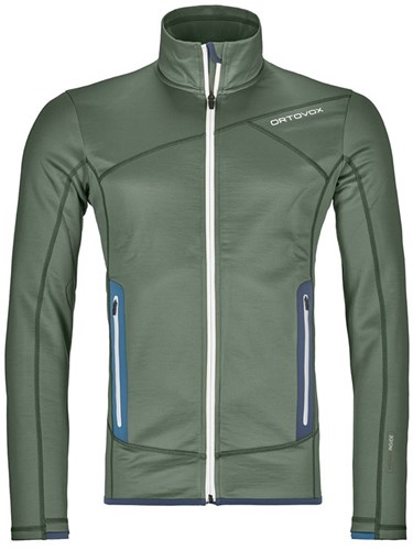Ortovox Fleece Jacket M green-forest L