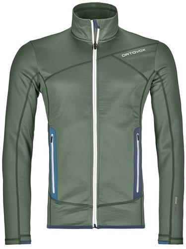 Ortovox Fleece Jacket M green-forest M