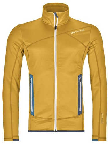 Ortovox Fleece Jacket M yellowstone M