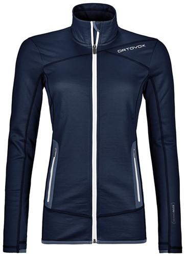 Ortovox Fleece Jacket W dark-navy M