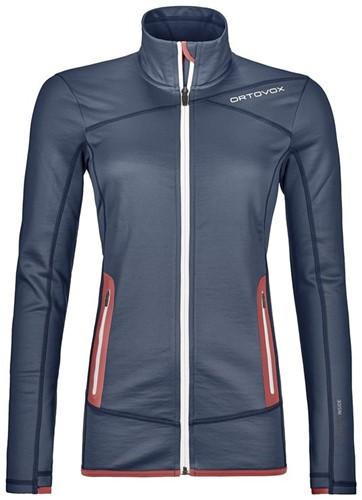 Ortovox Fleece Jacket W night-blue S