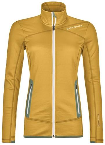 Ortovox Fleece Jacket W yellowstone S