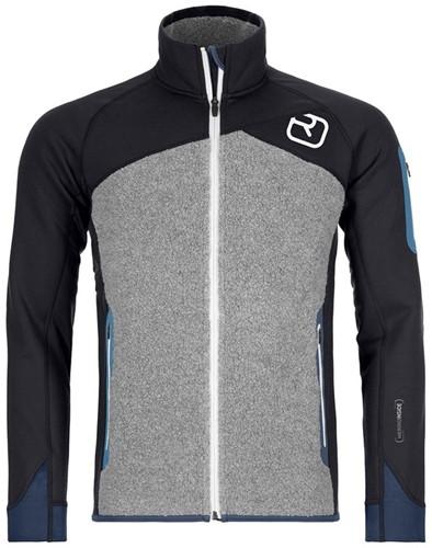 Ortovox Fleece Plus Jacket M black-raven L
