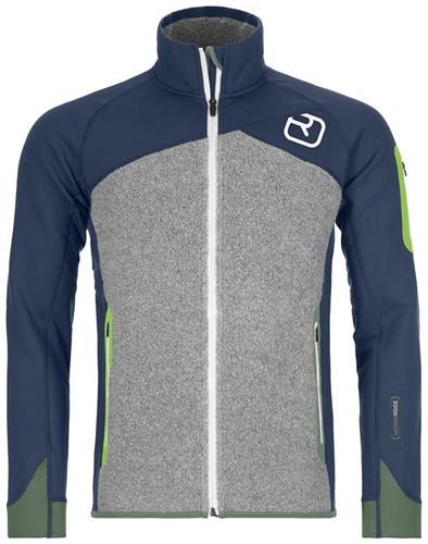 Ortovox Fleece Plus Jacket M night-blue XXL