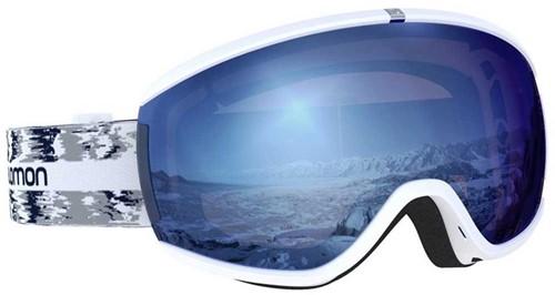 Salomon iVY Sigma White Glitch/Universal sky blue
