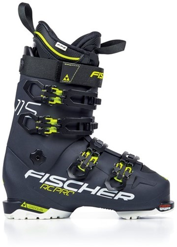 Fischer RC Pro 115 Walk PBV ski boots (2018)